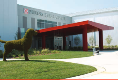 Purina Farms Event Center Pure Dog Talk
