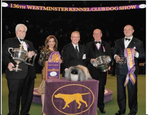 Cindy Vogels Westminster Kennel Club 2012