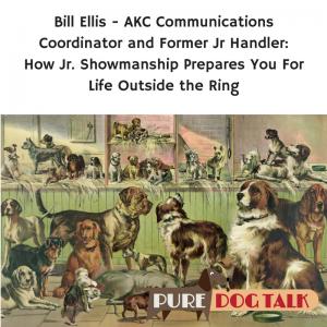 Bill Ellis Junior Showmanship