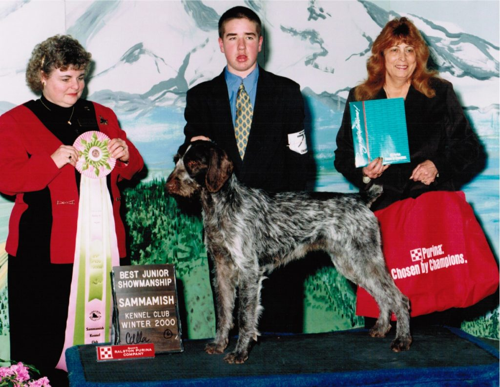 matt grimes junior showmanship