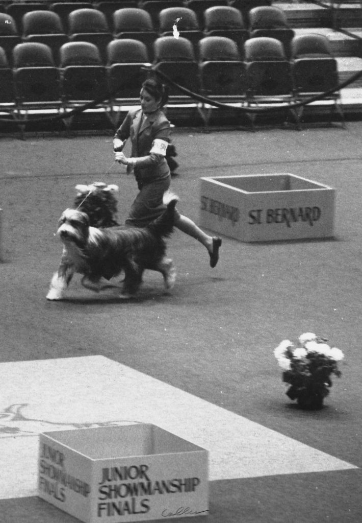 Gail Bisher - Westminster Kennel Club Jr Finals