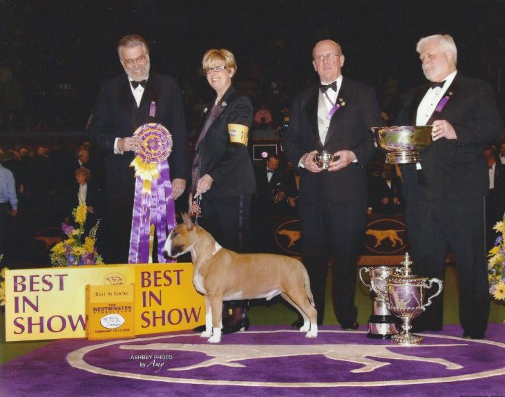 Jim Reynolds Westminster Kennel Club