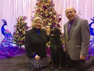 Dinah Baggenstos Professional dog Handler