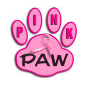 Dr. Marty Greer Pink Paw for Cancer