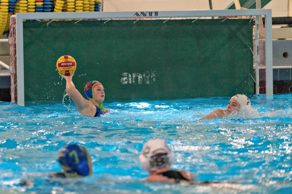 Gillian McKim - from Junior Showmanship to Water Polo