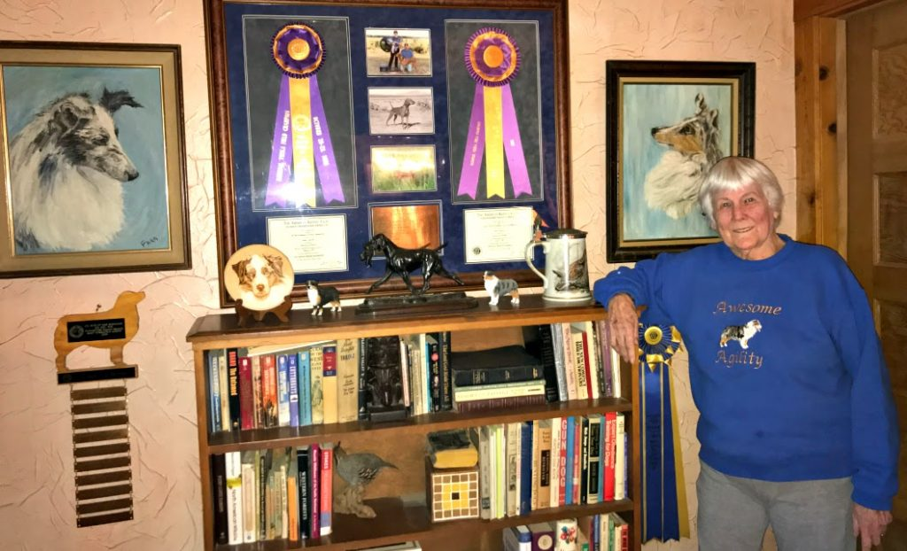 Laurie Morrow Trophy Room
