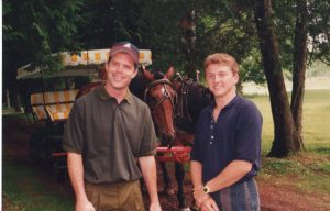 Glenn and Guy Mackinac 93