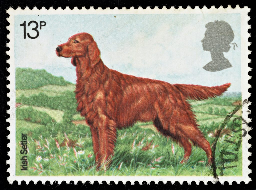 United,Kingdom,-,Circa,1979:,A,British,Used,Postage,Stamp