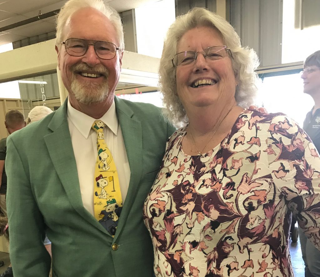 Mike and Karen Kurtzner