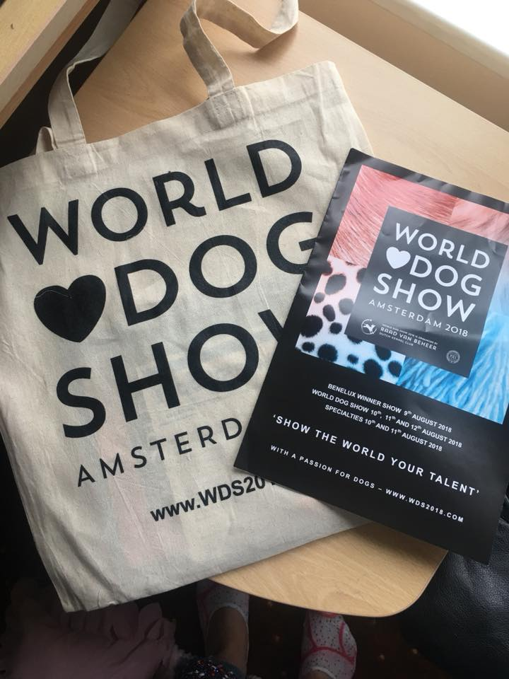 world dog show 2018