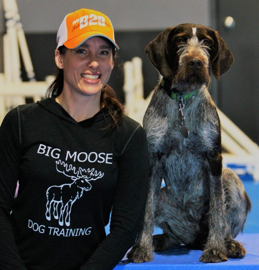 Kristin Sandstede, Big Moose Dog Training, talks Winter Workouts